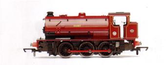 Hornby X8254 Class J94 0-6-0 Driving Wheel Set Black