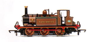 0-6-0 Terrier Locomotive - Earlswood