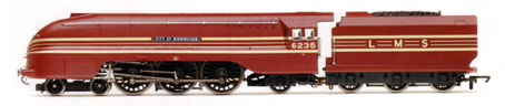 Coronation Class Locomotive - City Of Birmingham