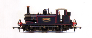0-6-0 Terrier Locomotive - Bodiam
