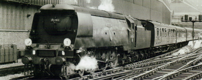 Battle Of Britain Class Locomotive - Tangmere