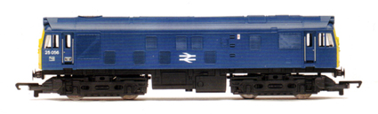 Class 25 Diesel Electric Locomotive