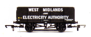 West Midlands Electricity Authority 21 Ton Wagon
