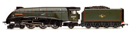 Class A4 Locomotive - Silver Fox