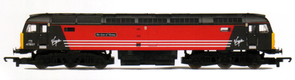 Class 47 Diesel Electric Locomotive - The Lion Of Vienna