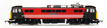 Class 86 Electric Locomotive - James Kennedy GC