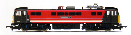 Class 86 Electric Locomotive - Hardwicke