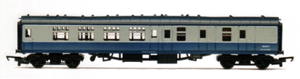 B.R. Mk.1 Brake Coach (Western Region)