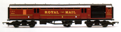 L.M.S. Operating Royal Mail Coach Set
