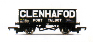 Glenhafod 21 Ton Stell Sided Wagon