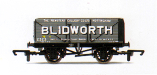 Blidworth 7 Plank Wagon
