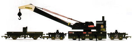 B.R. 75 Ton Operating Breakdown Crane (Weathered)