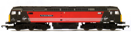 Class 47 Diesel Electric Locomotive - Resilient