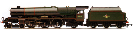 Princess Royal Class Locomotive - Duchess Of Kent