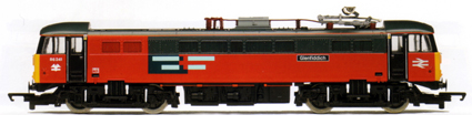 Class 86 Bo-Bo Electric Locomotive - Glenfiddich