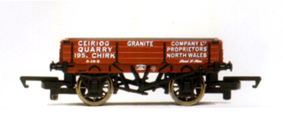 Ceiriog Granite Co 3 Plank Wagon