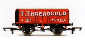 Threadgold 7 Plank Wagon