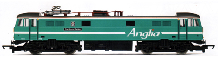 Class 86 Electric Locomotive -The Round Tabler