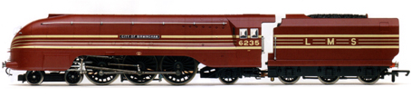 Hornby Railways Collector Guide Model Coronation Class