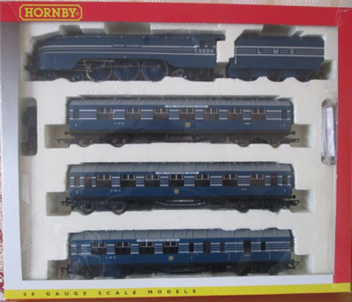 Coronation Scot Train Pack (Coronation Class - Princess Alexandra)