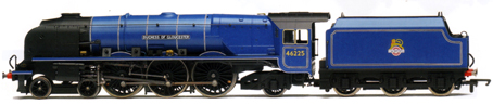 Princess Coronation Class Locomotive - Duchess Of Gloucester