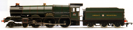 King Class Locomotive - King Henry II