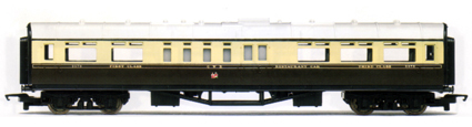 G.W.R. Composite Restaurant Car