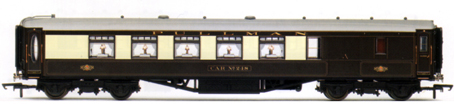Pullman 3rd Class Brake Car No.248