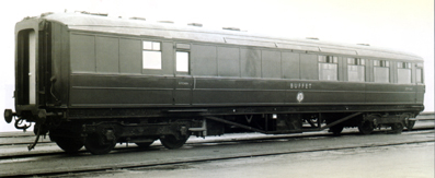 B.R. 61ft 6in Buffet Coach