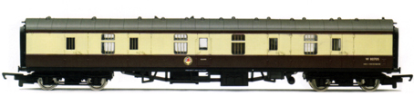 Toys & Hobbies Lima Hornby 305341 Br Mk1 Blue Parcels Express Full Brake Coach boxed Passenger Cars