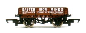 Easter Iron Mines 3 Plank Wagon