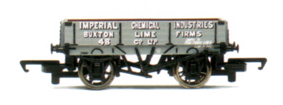 Imperial Chemical Industries 3 Plank Wagon