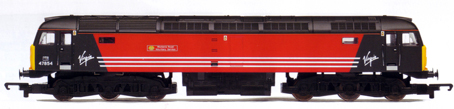 Class 47 Diesel Electric Locomotive - Pride Of Toton