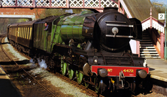 Class A3 Locomotive - Flying Scotsman - Circa June 2004 - National Railway Museum Collection - Special Edition
