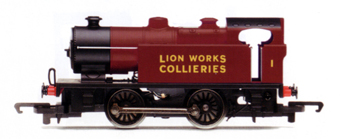 Lion Works Collieries 0-4-0T Locomotive
