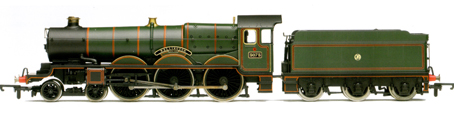 Castle Class Locomotive - Wellington