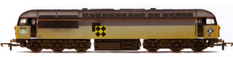 Class 56 Diesel Locomotive (Weathered)