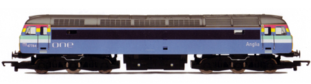 Class 47 Co-Co Diesel Electric Locomotive