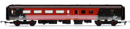 Virgin Mk.2 Open Brake Standard Coach