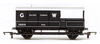 G.W.R. 20 Ton Brake Van - Old Oak Common