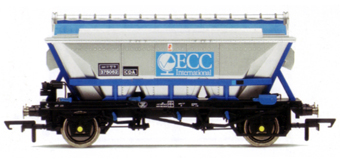 ECC 2 Axle China Clay Hopper (CDA)