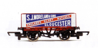 S.J. Moreland & Sons 6 Plank Wagon
