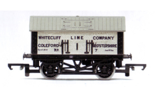 Whitecliff Lime Company Lime Wagon