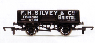 F.H. Silvey & Co 5 Plank Wagon