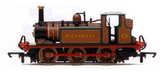 0-6-0 Terrier Locomotive - Piccadilly