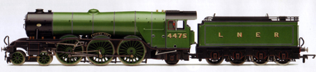 Class A1 Locomotive - Flying Fox