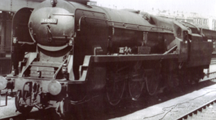 Rebuilt West Country Class Locomotive - Plymouth (Weathered)