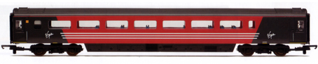 Virgin Mk 3 Trailer Guards Standard Coach