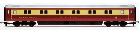 Northern Belle Mk3 Sleeper Coach