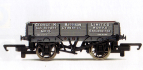 George Harrison 3 Plank Wagon